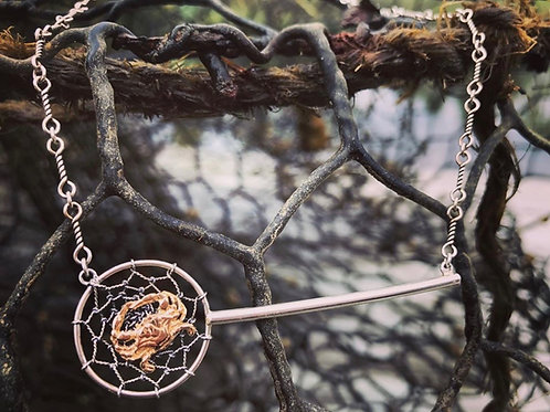 The Lil' Dipper Necklace (14k and Sterling)