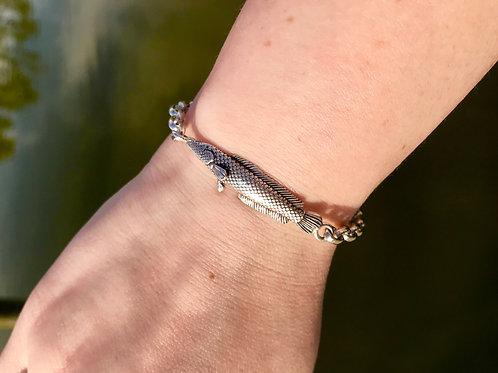 Slinky Snakehead Bracelet