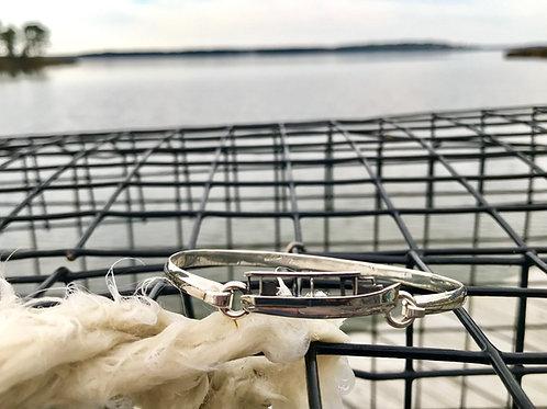 Deadrise Workboat Bracelet