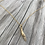 Thumbnail: 14k Petite Crab Claw Necklace