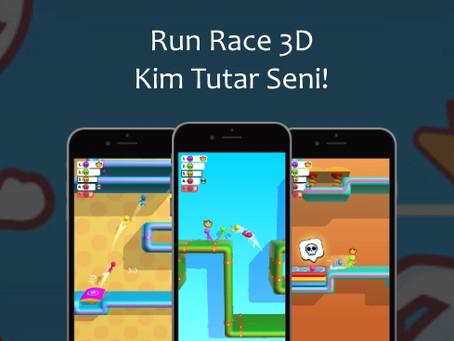 Run Race 3D Kim Tutar Seni?