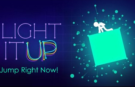 Light It Up Gameplay, Jump Right Now!