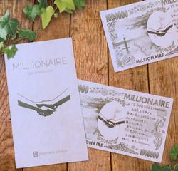 MILLIONAIREカード