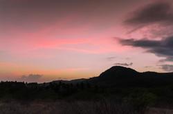 Dawn at Pedra da Boca