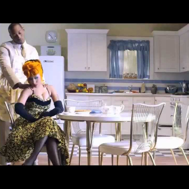 Nicki Minaj - Vma 2010 - Commercial