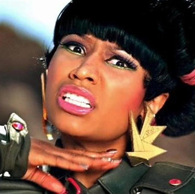 Nicki Minaj - Massive Attack ft. Sean Garrett