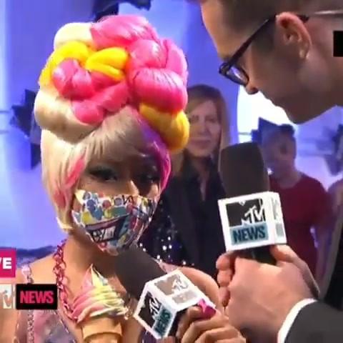 Nicki Minaj interview 2
