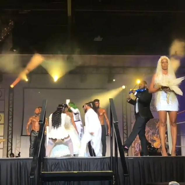 Terrence BB show performance 2019  7