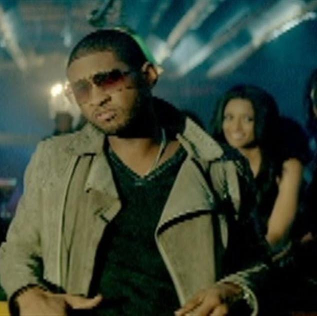 Usher - Lil Freak ft. Nicki Minaj