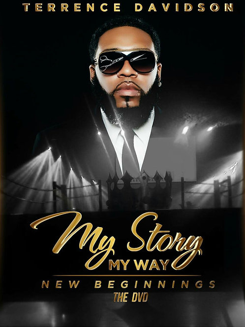 My Story,My Way : New Beginnings