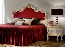 Kırmızı Yatak Odası