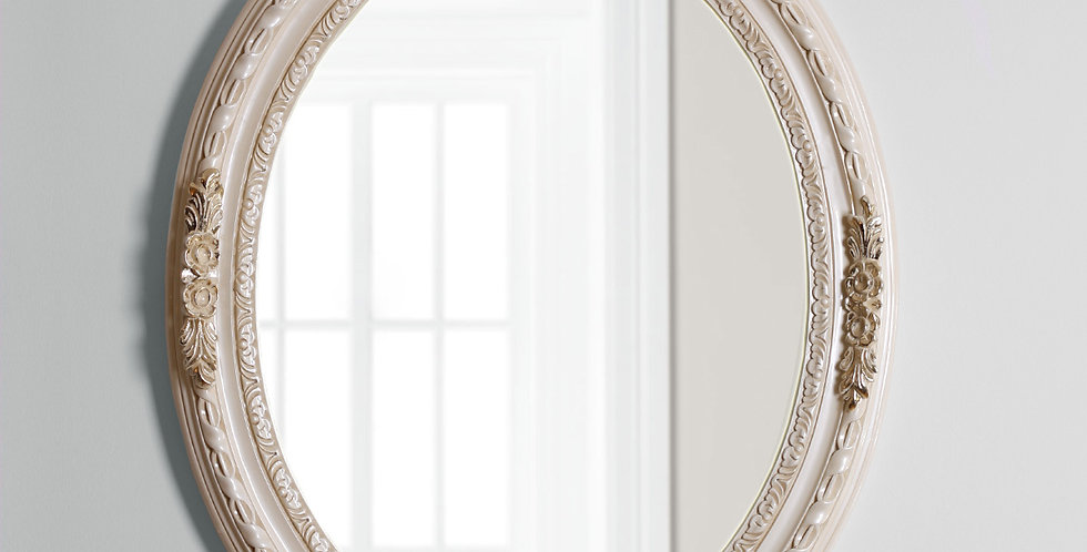 İtalyan Oval Lake Ayna