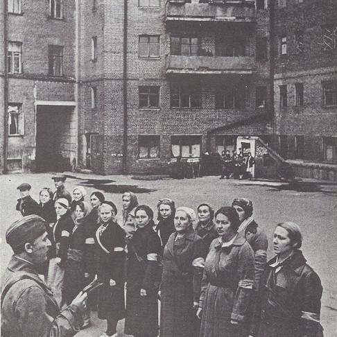Фото 28 июня 1941 года.