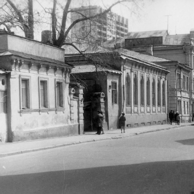 Фото 1969-1971 годов.