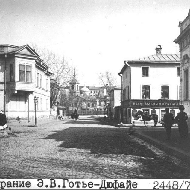 Фото 1913 года.