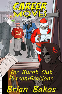 Santa, the Grim Reaper and other personifications present resumes