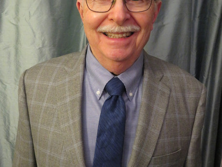 Dr. Alan Gribben Selected as Eugene Current-Garcia Recipient