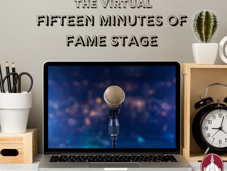 The Fifteen Minutes of Fame Stage Winners