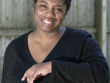 Angela Johnson Named 2021 Harper Lee Award Winner