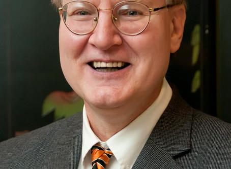 Dr. Robert Evans Wins the Eugene Current-Garcia Award