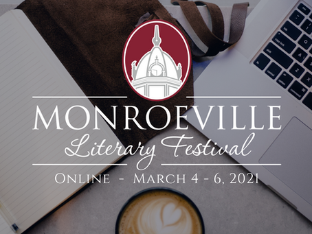 The Festival Goes Virtual: Bringing the Literary Arts to You!