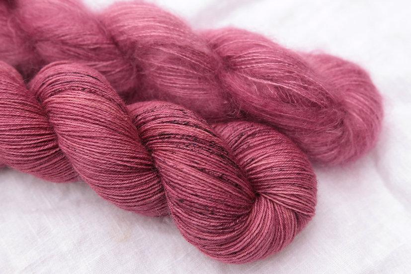 Kit for Suska's Socks -  Cabernet