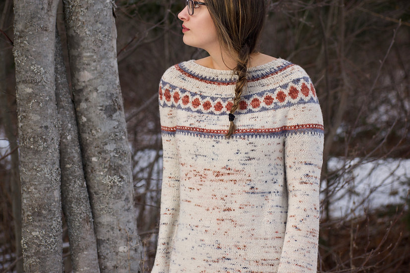 Cozy Sunday Sweater