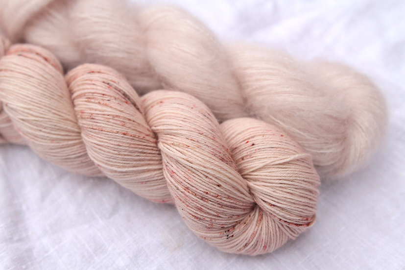 Kit for Suska's Socks - Anna