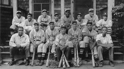 Newton Colored Giants 1936_BW