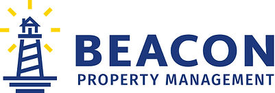 beacon property management logo aurora