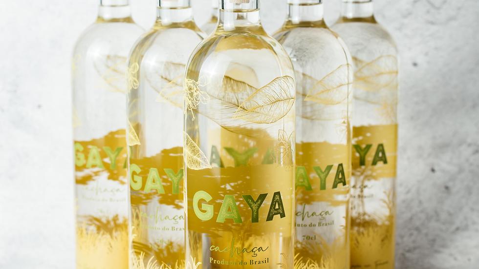 Cachaça Gaya - Pack 6 bouteilles