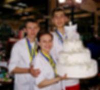 З 1 по 3 червня 2016 р. в місті Чернівцях відбувся Міжнародний чемпіонат Best Cook 2016