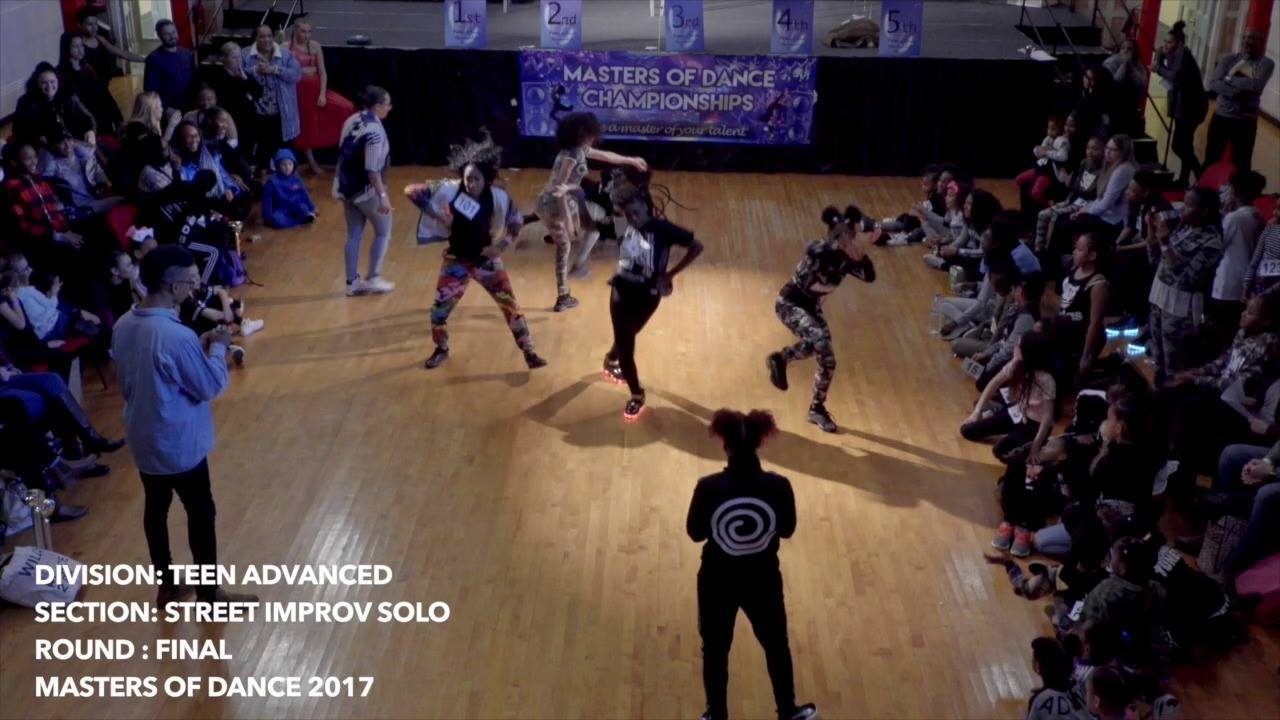 G.A.P Teens takeover Advanced Street Solo final @MODC