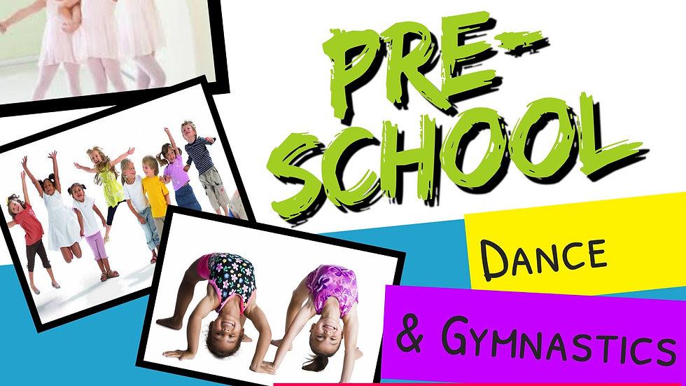 Pre-School Dance &Gymnastics