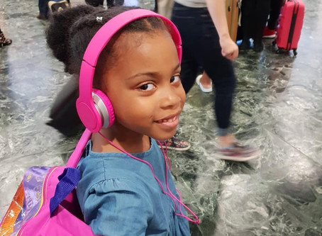 Imaani Davis stars in an Episode of 'What would your Kid do?'