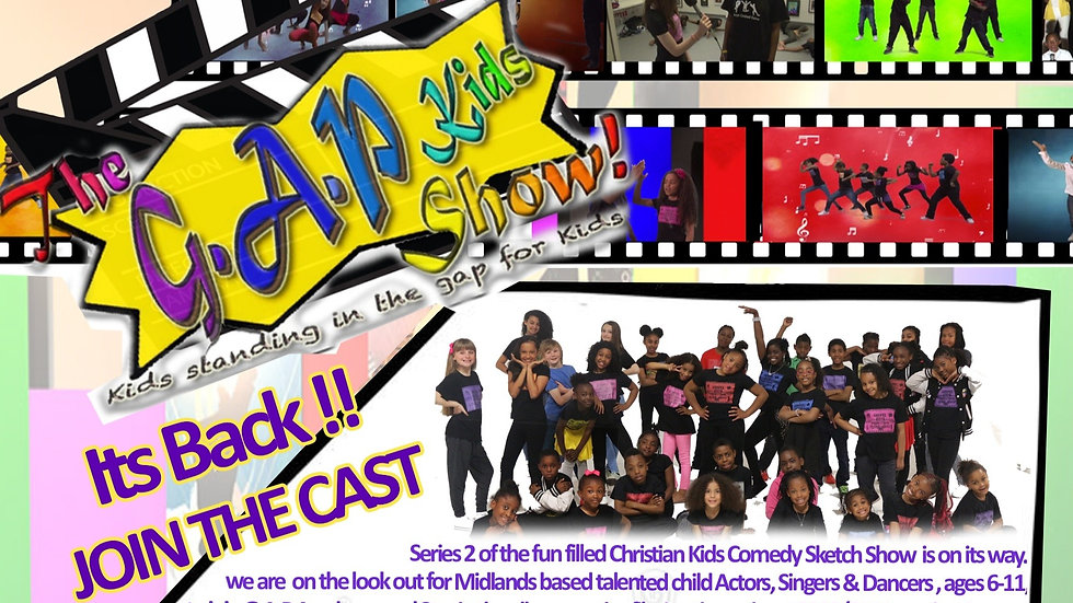 Acting for Screen Ages 5-12
