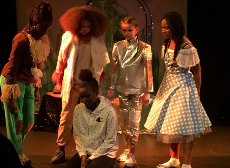Ease on down the road with our Youth Theatre