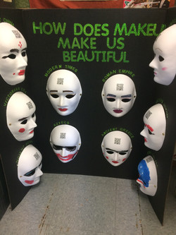 Make-up and Culture