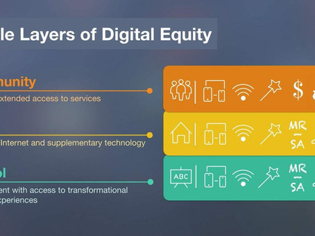 Multiple Solutions for Layers of Digital Equity