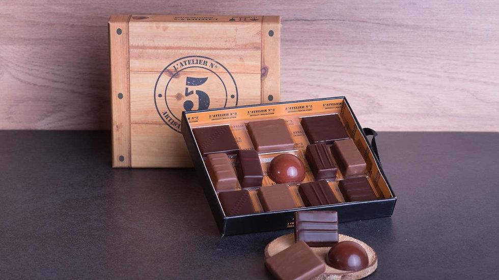 COFFRETS 12 CHOCOLATS