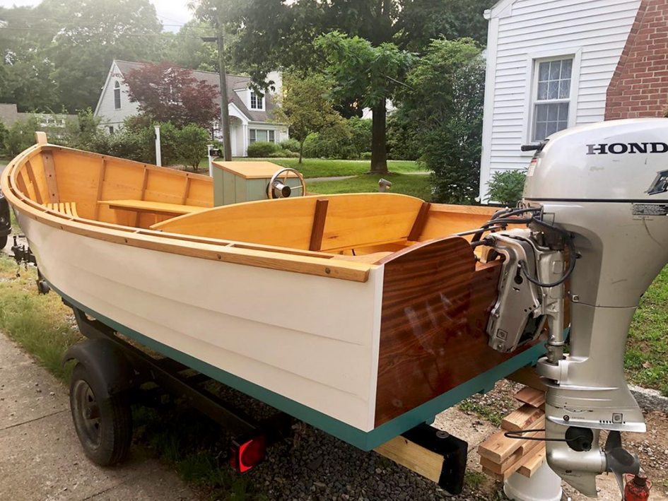 16' Pleasure Skiff
