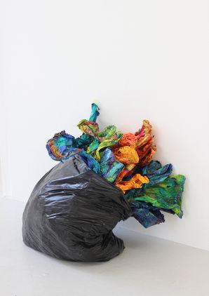 4_Han-Lin Huang_Acrylic and plastic bag.