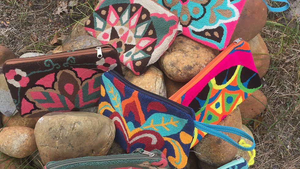 Wayuu Pochettes