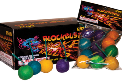 Smokeballs Blockbuster Dragon Bag of 12
