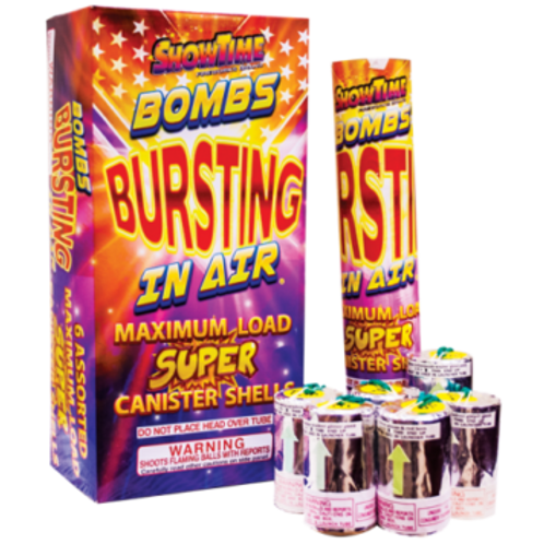 Bombs Bursting in Air