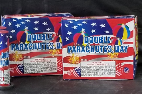 Parachute Double Day Box of 6