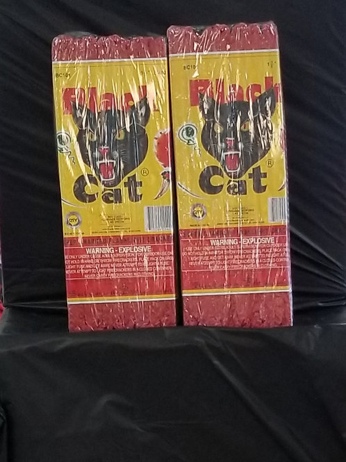Firecrackers Black Cat 5/400