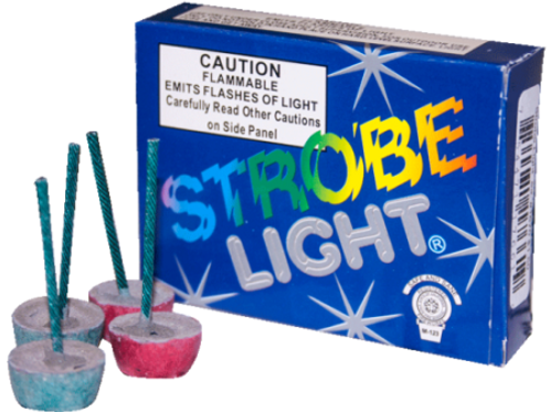 Strobe Light Box of 6