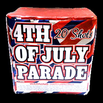 4th of July Parade 20 Shot