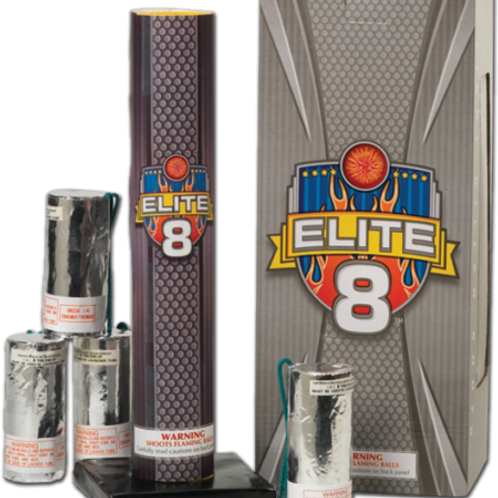 Elite 8 Reloadable 8 Shot